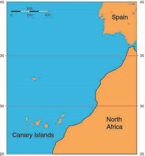 canary island canary islands last rainforest in europe mike pole