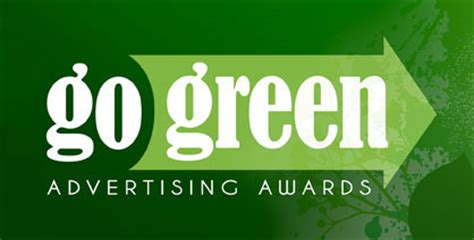 Goinggreen Awards Mba by Strawberry Fields Design Wins Eco Friendly Advertising