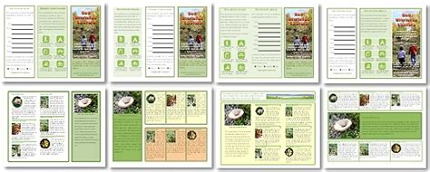 flyer template libreoffice lpg openoffice writer libreoffice creating a 3 panel