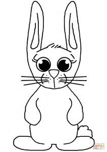 coloring pages cute bunny www imgkid com the image kid