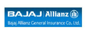 bajaj insurance logo bajaj allianz general insurance logo www pixshark