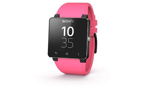 Sony Smartwatch 2 Rubber sony smartwatch 2 wrist se20 sony mobile global uk