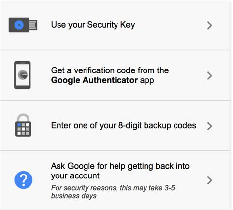 chrome google authenticator how to add a security key to your gmail tech solidarity