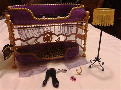monster high bunk bed monster high dolls clawdeen wolf bed images