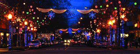commercial christmas decorations holiday lighting chirstmas light pros san francisco bay area custom