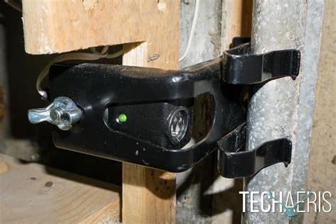 chamberlain wireless garage door opener chamberlain wi fi garage door opener review operate and