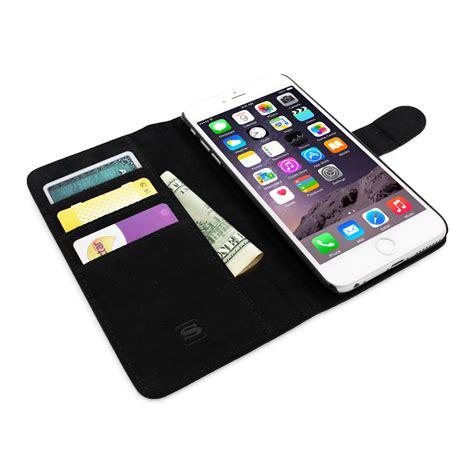 snugg flip case iphone    black  snugg