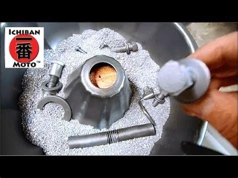 Messing Polieren Zahnpasta by Alu Messing Und Kupfer Mit Filz Auf Hochglanz Polieren