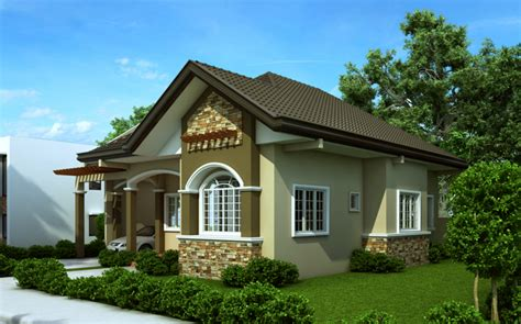 small bungalow house design home design