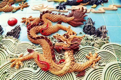 oriental design ancient chinese dragon on stock photo chinese dragon china stock image image of porcelain