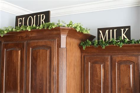luxury greenery above kitchen cabinets 31 about remodel