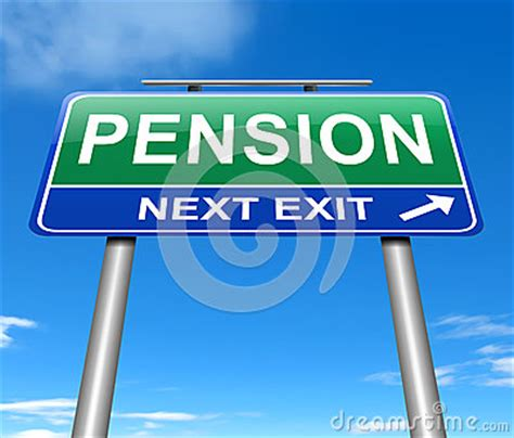 clipart pensione pension concept royalty free stock photo image 35115275