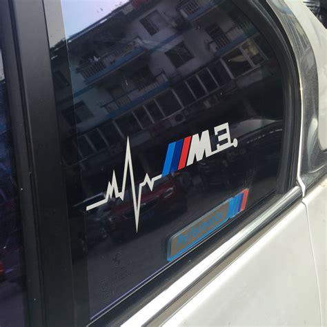Bmw Sticker Window by Supdec Bmw Decals
