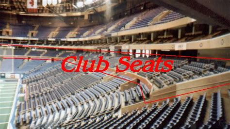 what are club level seats pictures of the hsbc arena in buffalo