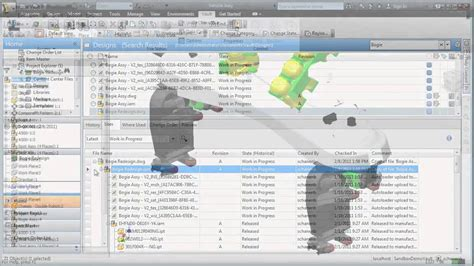 autodesk vault product data management cadac