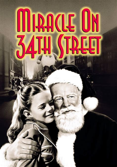miracle on 34th street miracle on 34th street movie fanart fanart tv