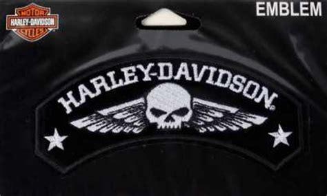 Harley Aufkleber Xxl by Harley Davidson Aufkleber Und Aufn 228 Her Im Thunderbike Shop