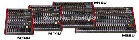 studio mixer desk professional mixing desk with bluetooth studio mixer