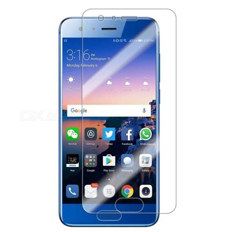 Tempered Glass Huawei Honor 3xscreen Protectorantigorespelindung naxtop tempered glass screen protector for huawei honor 9