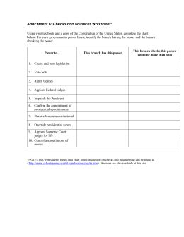 Checks And Balances Worksheet by Checks And Balances Worksheet Www Pixshark Images