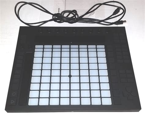 ableton push swing ableton push 1 used w cord protech store