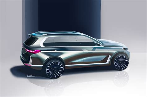 what is concept bmw x7 iperformance concept first look motor trend