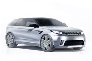 Electric Cars Range Uk Electric Range Rover To Challenge Tesla Autocar