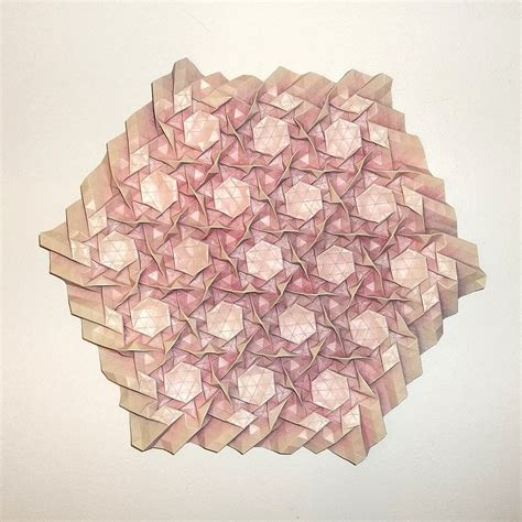 Tessellations Origami - 25 origami tessellations that could go on forever