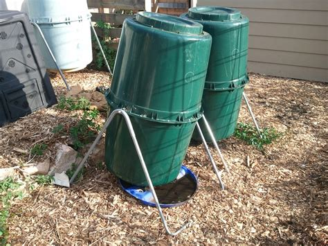 tumbler composting shaun s backyard what is permaculture
