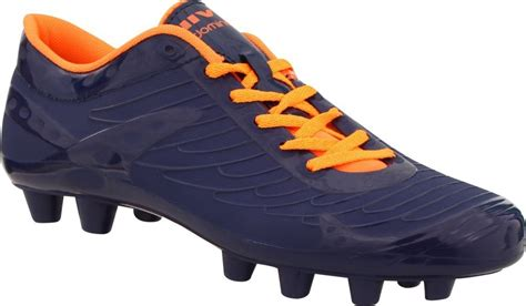 footballer shoes nivia dominator football shoes for buy blue