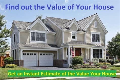 what s the value of my house what is my house worth house plan 2017