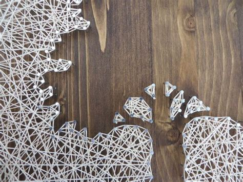 string wall tree 391 best string images on craft string and nail string