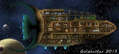 starbound custom ship tomb raider explorer s ship by