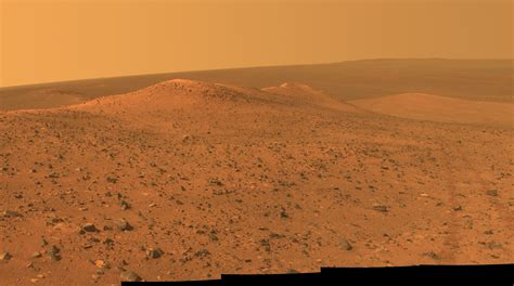 From Mars nasa s opportunity rover gets panorama image at wdowiak