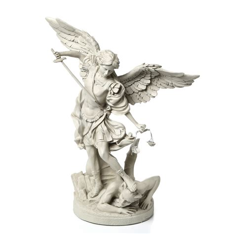 100 Design Toscano St Michael design toscano st michael the archangel gallery statue