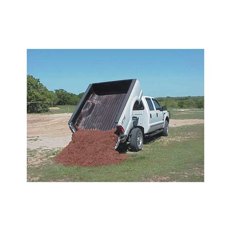 pickup dump bed kit pierce arrow pickup truck dump hoist kit 4 000 lb
