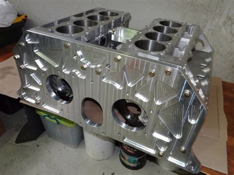 Twin LS7 Australia supercar Halstead engine