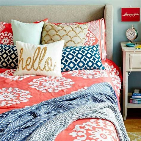 coral and gold bedding best 25 bedding sets ideas on pinterest boho comforters bedding master bedroom and