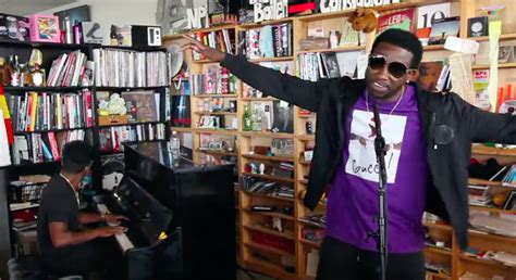gucci mane perform for npr s tiny desk concert series