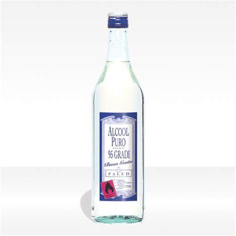 alcool etilico alimentare prezzo alcool puro 95 per liquori bevandeadomicilio it 250838