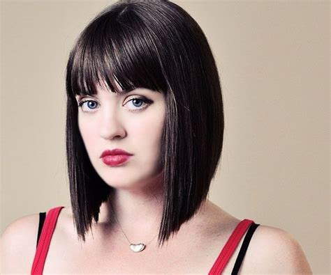 hairstyles jagged bob 17 best images about adventures in shoulder length hair on