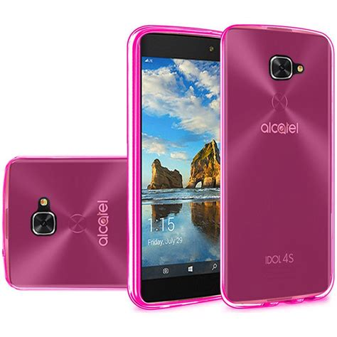 alcatel phone cases for alcatel idol 4s tpu rubber phone skin