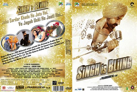 singh is bling dvd cover all new dvd covers