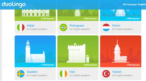 best language learning site 15 great to learn a new language