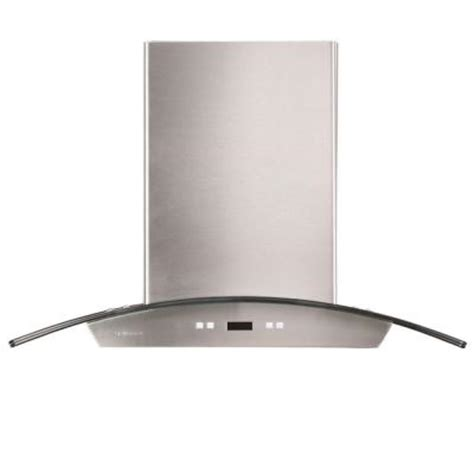 cavaliere 30 in convertible range in stainless steel