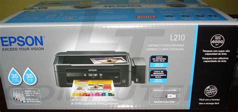 Tinta Printer Epson L210 impresora multif epson l210 tinta continua original u s 339 99 en mercadolibre