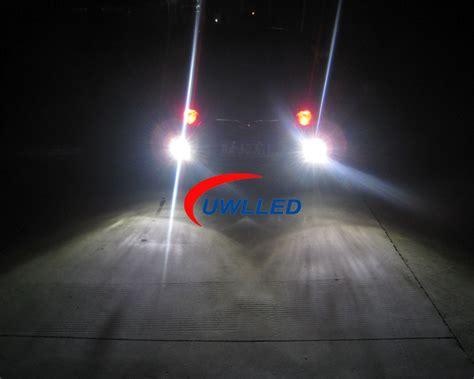 2x h1 cree q5 led car fog light bulbs white