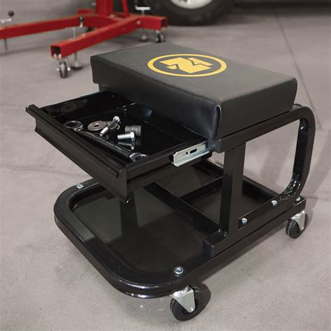 mechanics roller seat with drawers northern tool equipment mechanic s roller seat with