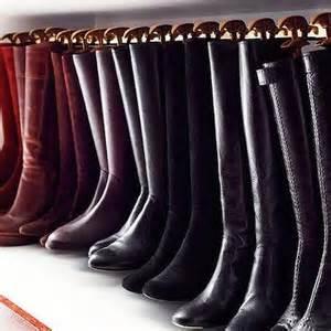 Boot Rack For Closet by Boot Rack Ideas Transitional Closet Martha Stewart
