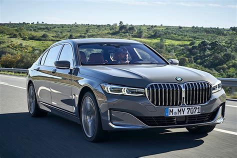 Bmw En 2020 by 2020 Bmw 7 Series Looks In Extensive New Image